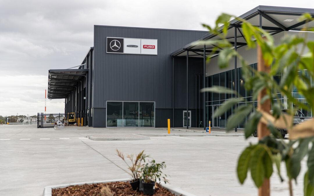 CIP Constructions reaches Practical Completion (PC) at ESR Australia's Eagers Automotive Development in Darra, QLD.