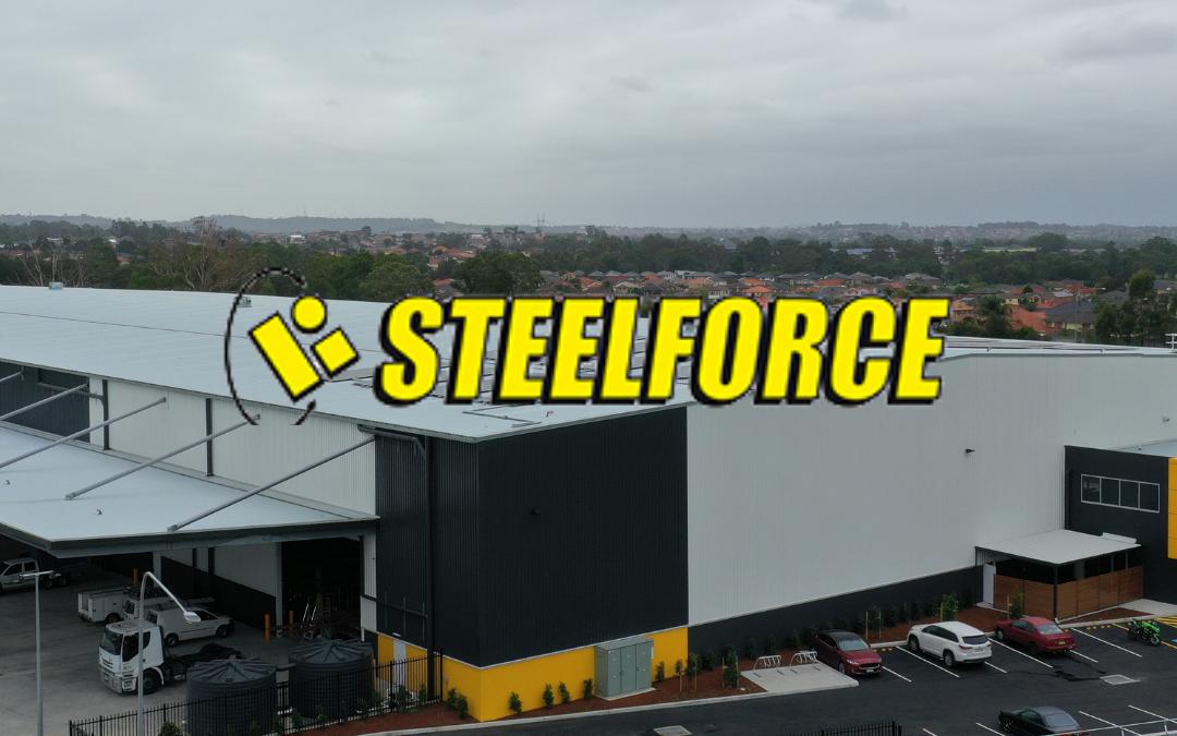 STEELFORCE, HORNINGSEA PARK, NSW