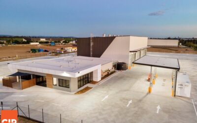 CIP Constructions announce practical completion of new Suez facility in Queensland.